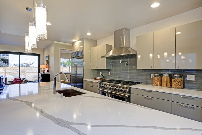 3 Big Advantages of Quartz Countertops